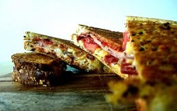 Tasty Toasted Sandwich Recipe