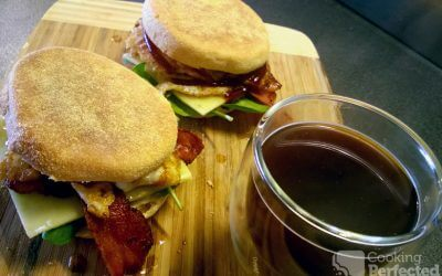 Egg and Bacon Muffin Recipe