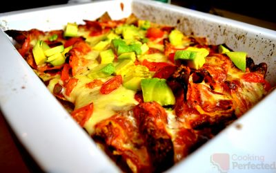 Super Tasty Easy Nachos Recipe