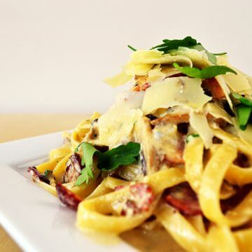 Easy Carbonara Recipe In 7 Steps