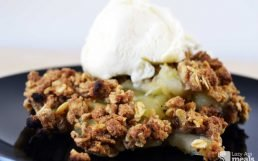Delicious Easy Apple Crumble Recipe