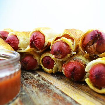 Party Pleasing Pigs In A Blanket