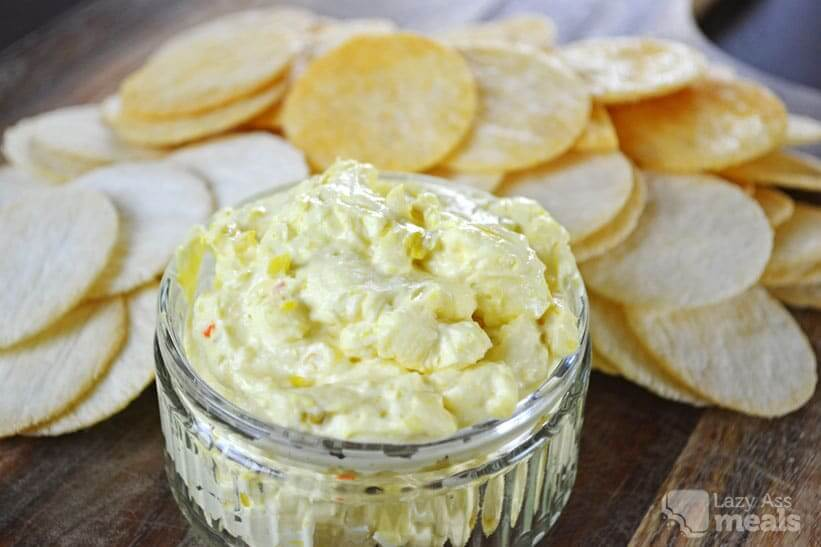 corn relish dip recipe