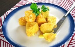 Fried Camembert