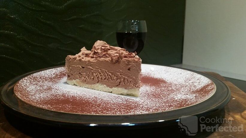 Gluten-Free Chocolate Cheesecake