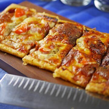 Puff Pastry Pizza & 2 Amazing Topping Combinations