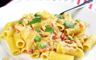 Creamy Easy Chicken Ala King