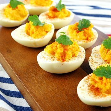 Deliciously Easy Deviled Eggs