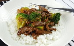 Flavor Packed Easy Beef & Broccoli