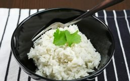 Simply Easy Coconut Rice