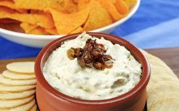 Easy Caramelized Onion Dip