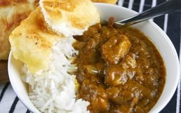 Delicious Gluten-Free Peanut Chicken Curry