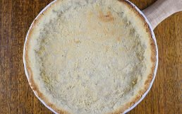 Gluten-Free Almond Pie Crust