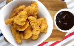 Crunchy Gluten-Free Chicken Nuggets