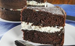 Rich Gluten-Free Chocolate Cake