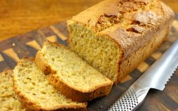 Deliciously Moist Gluten-Free Banana Bread