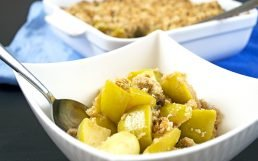Delicious Paleo Apple Crisp