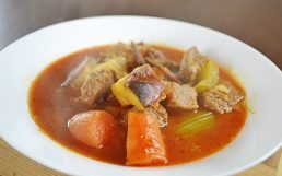 Delicious Hearty Paleo Beef Stew