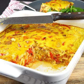 Tasty Paleo Breakfast Casserole