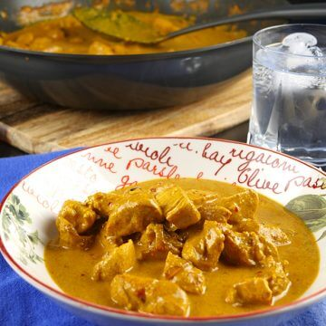 Delicious Paleo Chicken Korma