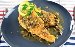 Delicious Zesty Paleo Chicken Piccata
