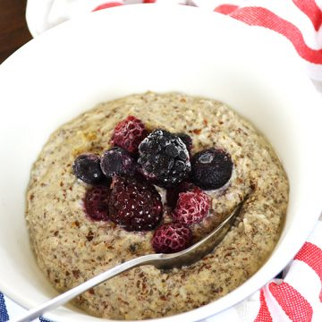 Delicious Paleo Porridge