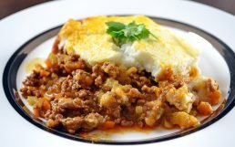 Healthy Paleo Shepherd's Pie