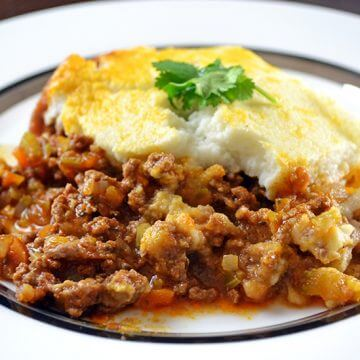 Paleo Shepherds Pie