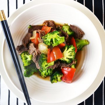 A Healthy Paleo Beef and Broccoli