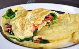 Delicious Breakfast Paleo Omelette
