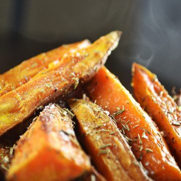 Tasty Paleo Sweet Potato Fries