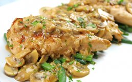 Deliciously Easy Chicken Marsala