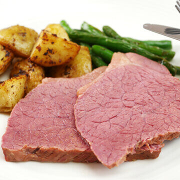 Super Easy Corned Beef