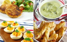 14+ Tasty Lunch Recipes
