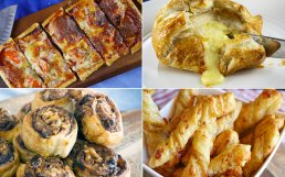 7+ Puff Pastry Recipes