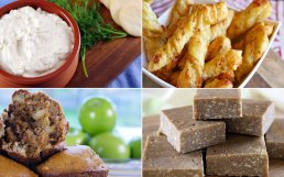 30+ Snack Recipes